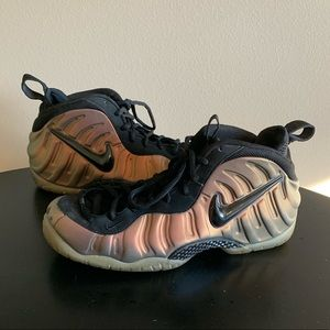 Nike Air Foamposite Pro Gym Green